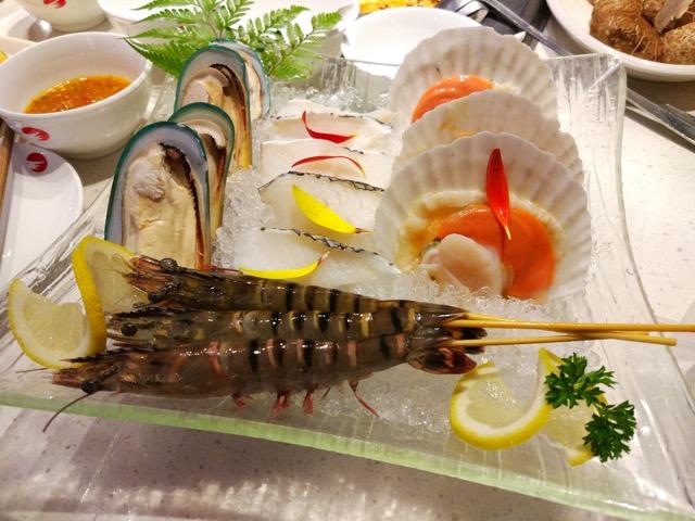 海底捞火锅 Hai Di Lao Hot Pot - Seafood