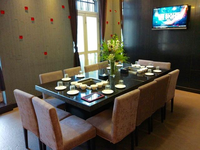 海底捞火锅 Hai Di Lao Hot Pot - Special function room