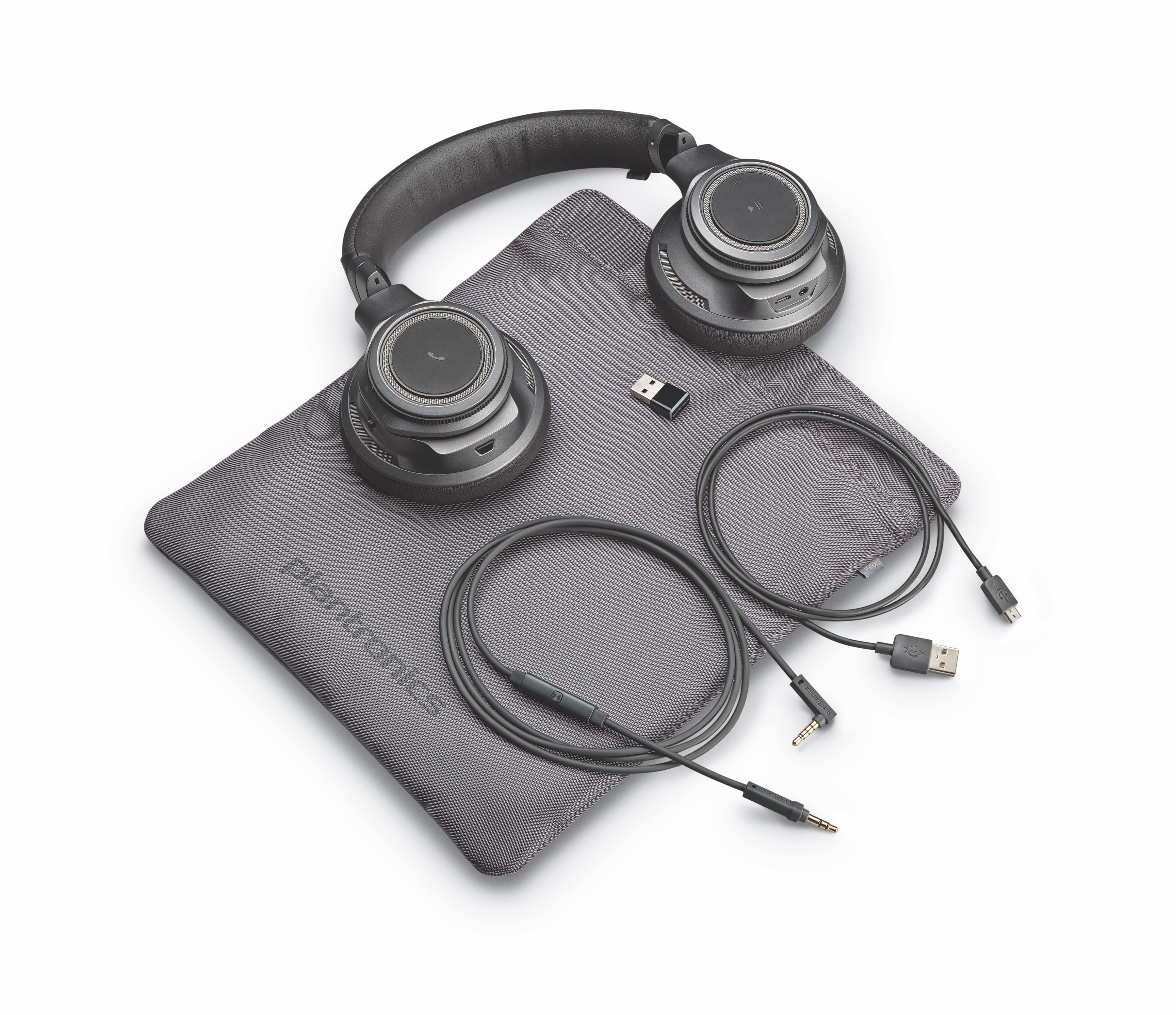 Plantronics BackBeat Pro+ - full kit