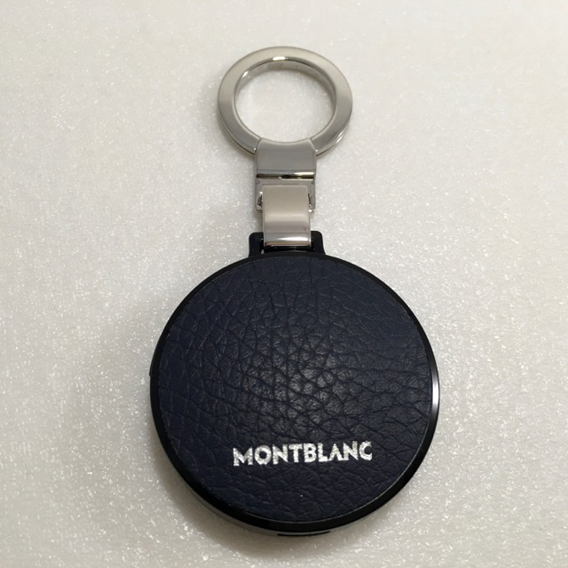 Montblanc eTag - back view
