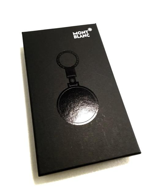 Montblanc eTag - retail packaging