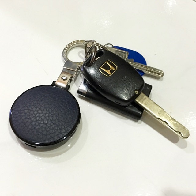 Montblanc eTag - with keys