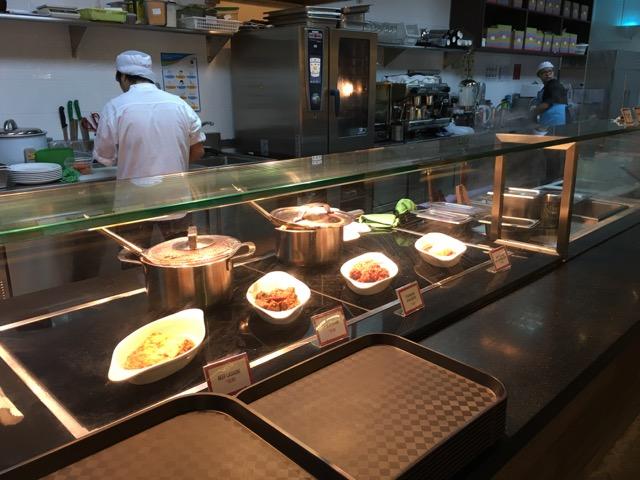 Nom La La (Bakerzin) at Safra Punggol - Kitchen view