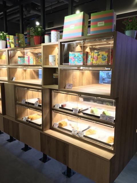 Nom La La (Bakerzin) at Safra Punggol - bakery section
