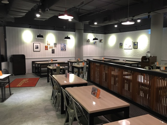 Nom La La (Bakerzin) at Safra Punggol - inside restaurant (view 2)
