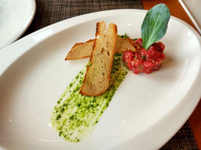 RWS Osia Restaurant - Beef Tenderloin