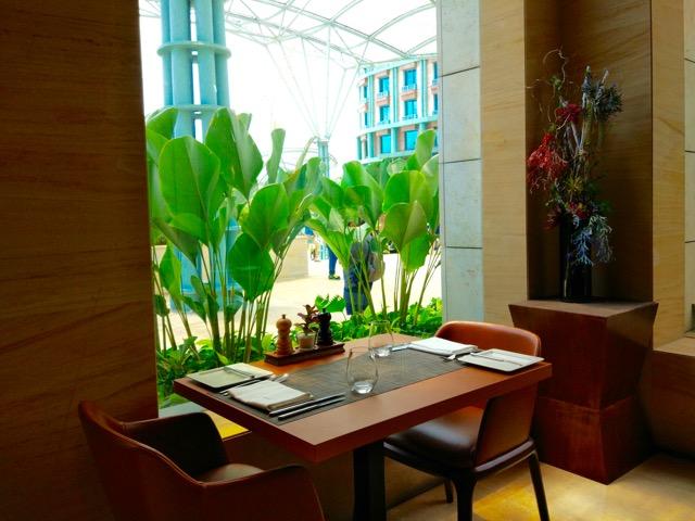 RWS Osia Restaurant - inside restaurant (view 2)