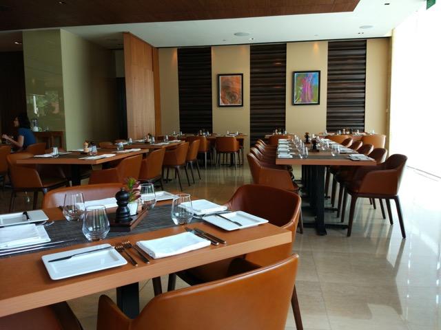 RWS Osia Restaurant - inside restaurant (view 3)