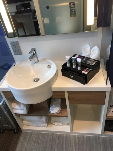 mercure-bugis-singapore-hotel-review-executive-loft-room-washing-area