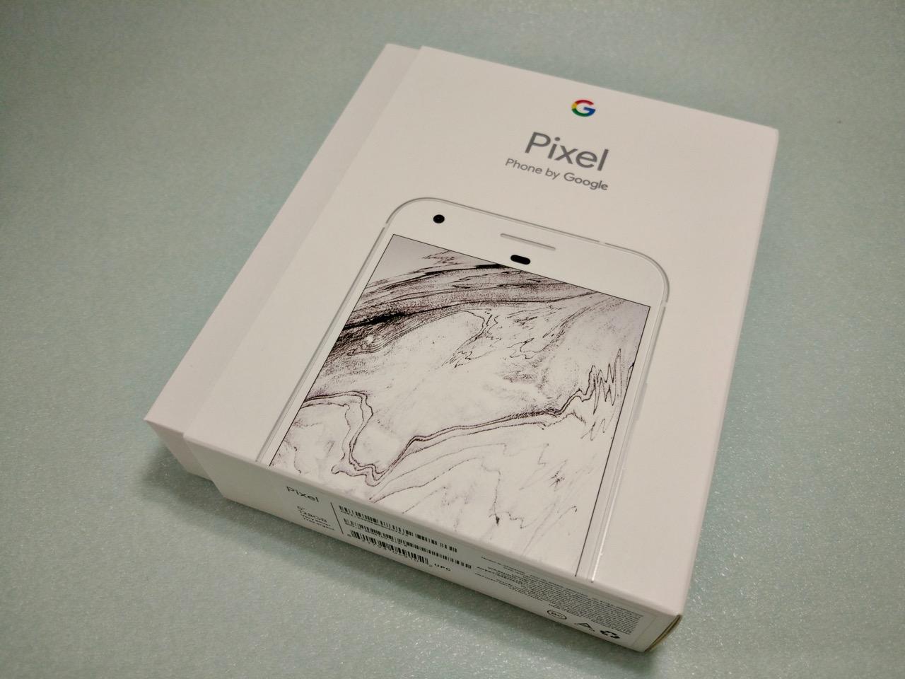 google-pixel-review-retail-packaging