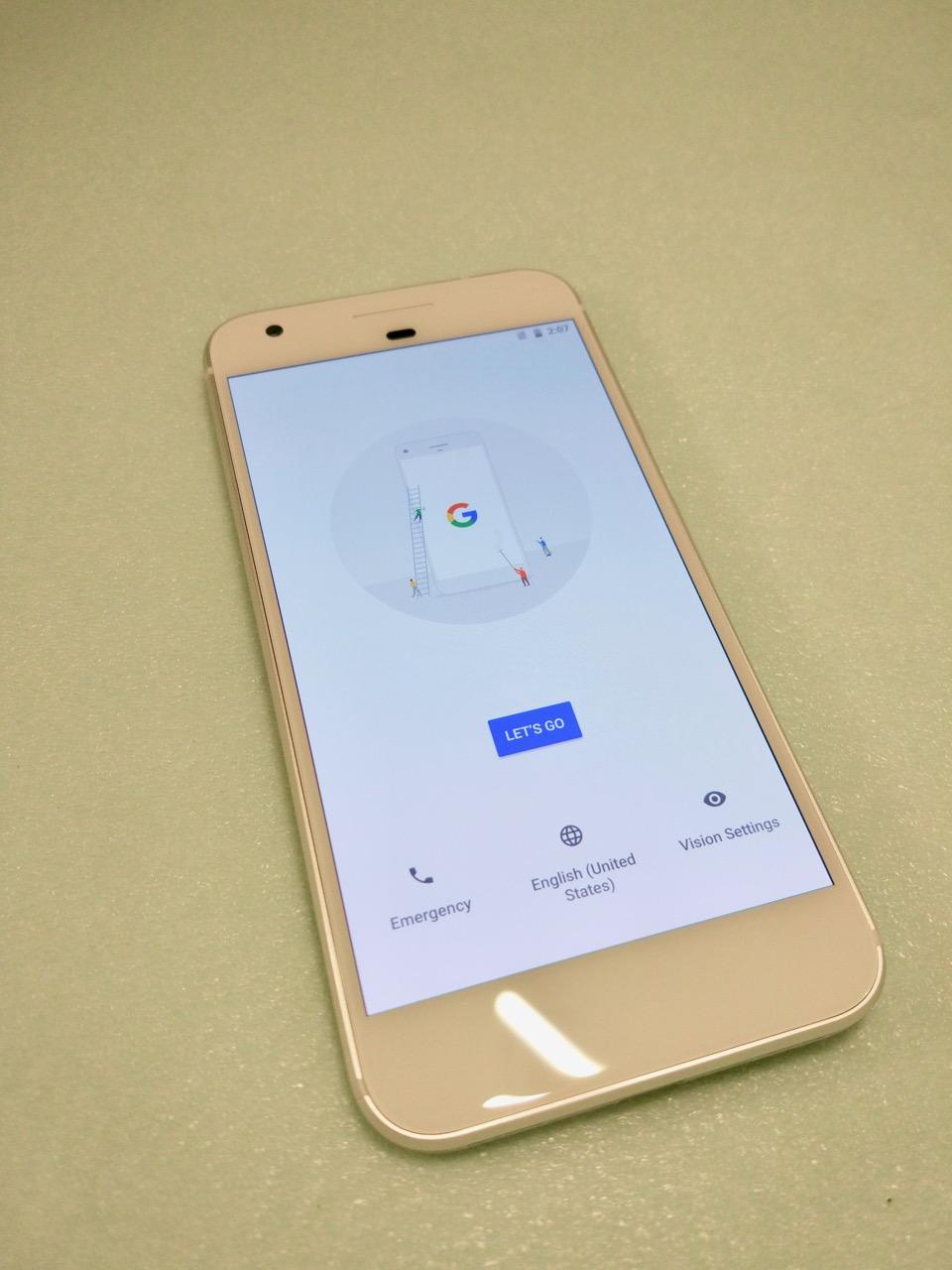 google-pixel-review-start-setup