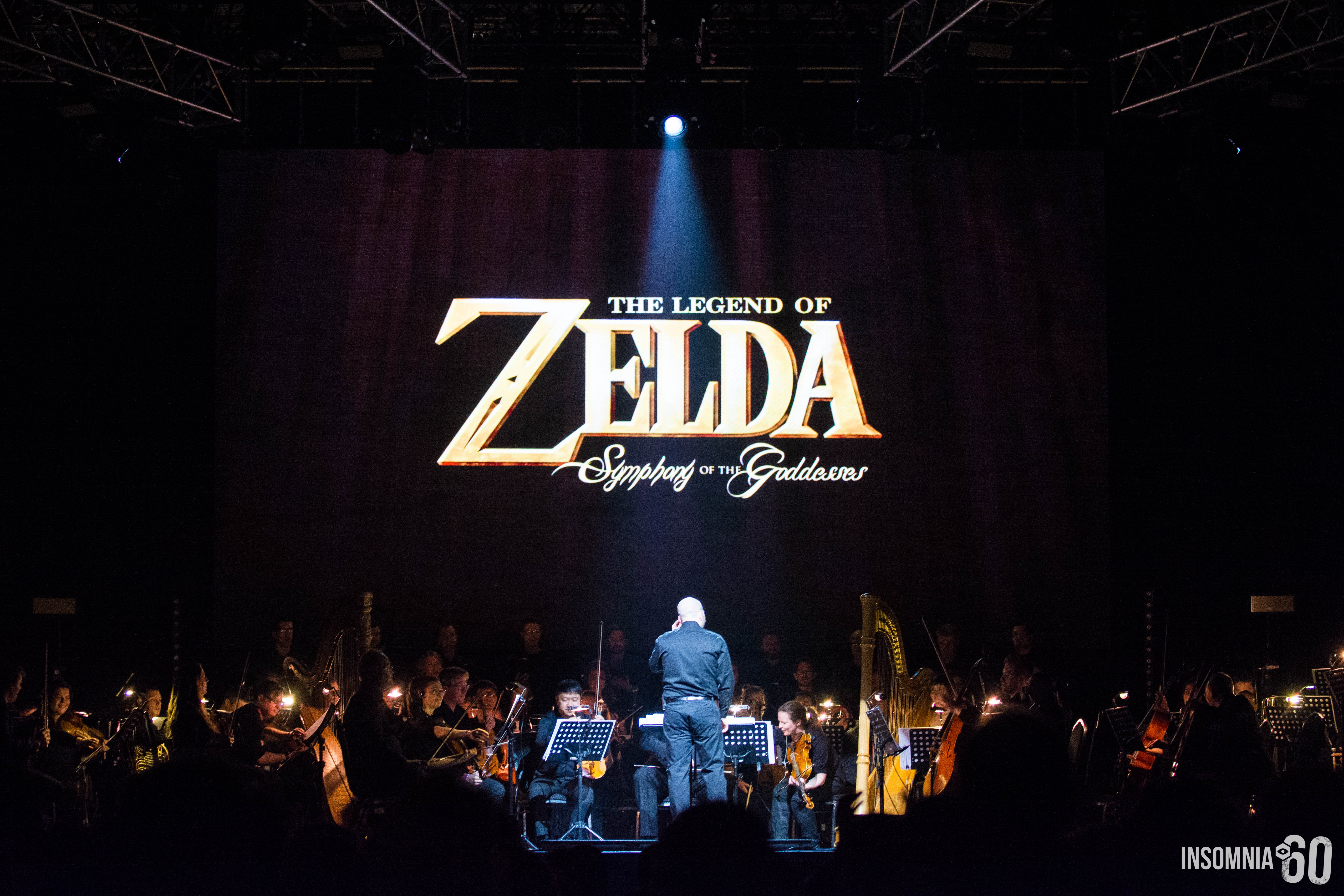 Are you ready for The Legend of Zelda - Symphony of the Goddesses
